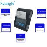 Printer van Bluetooth van Scangle de Thermische Draagbare