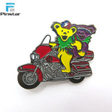 Custom Enamel Metal Grateful Dead DAB Lapel Pine