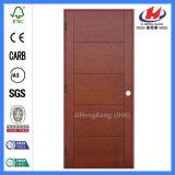 Portello di legno laminato stanza da bagno commerciale del MDF HDF (JHK-FC01)