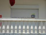 Balcon Porte aluminium de haute qualité, Balcon volet roulant