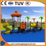 Парк атракционов детей для умеренной цены парка спортивной площадки сделанной LLDPE и гальванизированной трубы (WK-A71111B)