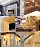 Стены оформлены с использованием мрамора линии 800*10 белого цвета