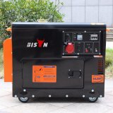 Bison (China) BS6500dse elektrischer Dieselgenerator der 1 Jahr-Garantie-5kw