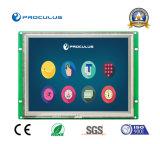 Intense luminosité, 8 module de TFT LCD de pouce 1024*768 pour l'écran-clavier extérieur
