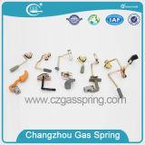 Molla di gas chiudente registrabile dell'acciaio su ordinazione del fornitore per l'ufficio