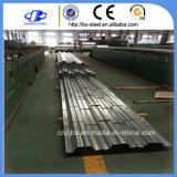 電流を通された鋼鉄Deckingシートの建築材の鋼鉄構造床シート