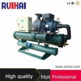 108kw do Sistema de Refrigeração do Chiller de Agua com Parafuso Bitzer Comprossor