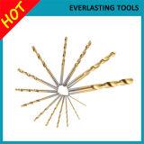 Ower Ti-Revestido utiliza ferramentas bits de broca padrão para a perfuração de madeira
