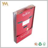 品質のPVC Windowsが付いている習慣によって印刷されるペーパー荷箱