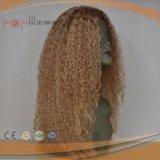 형식 프랑스 레이스 브라질 머리 실크 최고 가발 (PPG-l-0596)