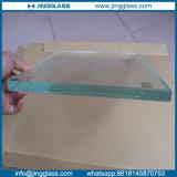 vidro isolado E da vitrificação dobro de 3mm - de 19mm baixo