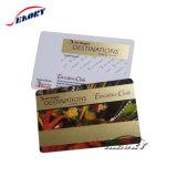 13.56MHz NFC os PVC transparente cartão com chip IC