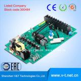 上10中国インバーター企業V&T AC駆動機構--7.5kwへの0.4