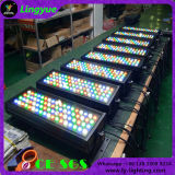 72pcs 3W RGBW Bañador de pared LED de exterior