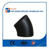 Cotovelo de aço carbono 45 grau UM234 Wpb