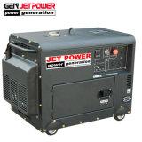 4kw 정격 출력 발전기 110-240V 볼트 5kw 침묵하는 디젤 엔진 발전기