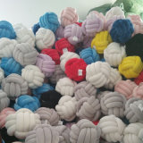 يصنع عقدة ميل بحري وسادة جديلة إجهاد كرة لأنّ غرفة نوم زخرفة