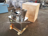 Edelstahl-automatische Mehlkloß-Sprung-Rollenhersteller-Maschine