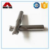Дешевые высокое качество HRC45 2f карбида вольфрама со стороны мукомольных заводов