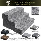 Blanco y Gris encimera de granito para las Placas y baldosas del suelo