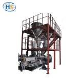 máquina plástica de enchimento elevada da extrusora de Masterbatch do parafuso 300kg/H dobro