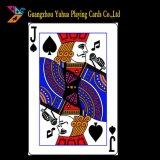 Изготовления играя карточки персонализировали конструкцию покера пакета перфокарт играя карточек