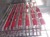 鉄骨フレームが付いている現代プラスチックバースツールの椅子
