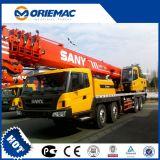 Sany 50 톤 망원경 붐 트럭에 의하여 거치되는 기중기 Stc500