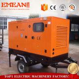 Heet! 120kw diesel Generator met Motor Lovol voor het Type van Aanhangwagen