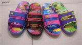 Venta caliente mujer zapatillas Zapatos Zapatos de interior (YG3117-1)