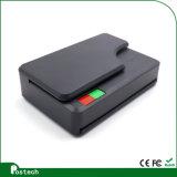 MCR02移動式カード読取り装置3.5mmの音声のジャックIos Adroidの電話カード読取り装置