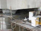 O fio viu a máquina de estaca de pedra da pedreira para a venda