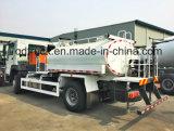 petrolero del agua de 15-20m3 HOWO, regadera del agua del vehículo especial, carro del agua, carro de Sprinker