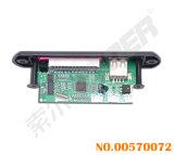Scheda 12V del decodificatore del USB MP3 di alta qualità di Suoer con il regolatore