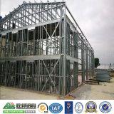 Chambres préfabriquées en acier de faisceau magnifique de grue/construction en acier
