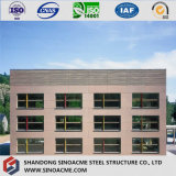 Construction résidentielle structurale en acier préfabriquée diplôméee par conformité de la CE du Bénin