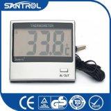 In het groot Digitale Thermometer met Lange Sensor