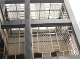Aço inoxidável Laser Cut Outdoor Metal Screen Made in China
