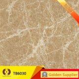 Azulejo de la porcelana del azulejo de suelo del material de construcción del precio de fábrica (TB6019)