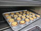 2-палубы 4 лотков для бумаги электрический пицца/тосты/багет выпечки печи