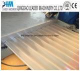 PVC UPVC agité de toiture en carton ondulé de feuilles de plastique de décisions de la machinerie