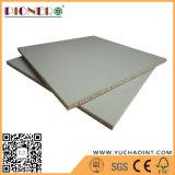 Painel de partículas exterior do cartão da melamina para a mobília
