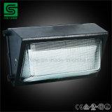 Luz de aluminio de fundición a presión a troquel montada en la pared al aire libre de la pared del LED