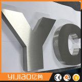 Lettera esterna di alta qualità dell'acciaio inossidabile 3D