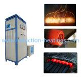 Máquina de calefacción caliente supersónica de inducción de la forja de la barra redonda de la frecuencia 200kw