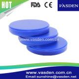 Zahnmedizinisches Material-Laborweiße Wachs-Leerzeichen für CAD-/CamFräsmaschine