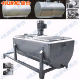 Milchkühlung-Becken-Eiscreme-Maschine