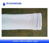 La vetroresina calda del filtro a sacco di vendita con Teflon ha laminato