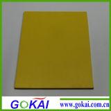 Surface lisse haute densité de feuille de mousse PVC mousse dure de conseil pour la décoration