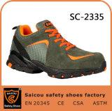 Saicou Mens Fashion bottes de travail et des chaussures de travail de la Chine Guangzhou marché de gros de chaussures SC-2335
